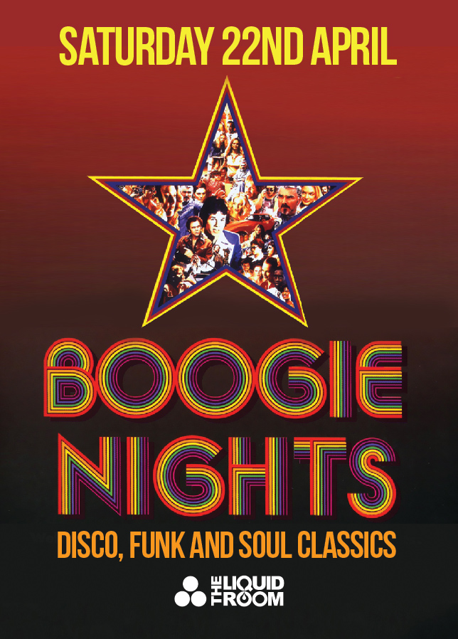 BOOGIE NIGHTS A6F