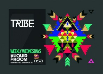LIQUIDROOM TRIBE A6 2014-front