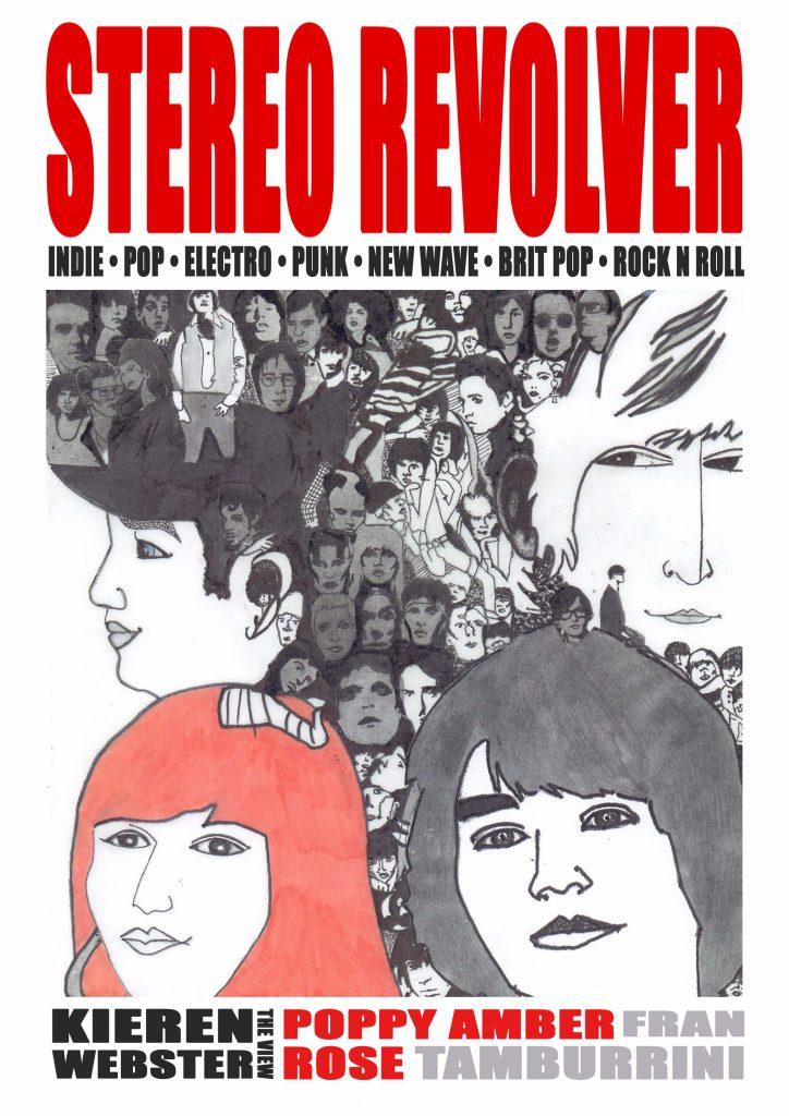 Stereo Revolver
